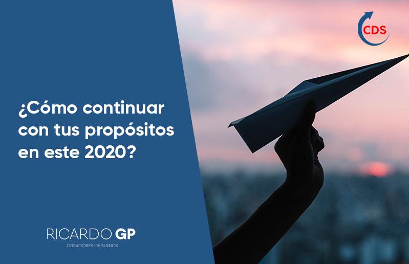 Propositos 2020 Ricardo GP Coach